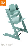 Stokke Tripp Trapp with Baby Set Aqua Blue