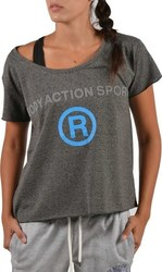 Body Action Oversized 051732 D. Grey