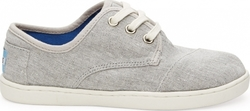 Toms Chambray 10004721 Γκρι