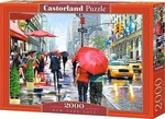 New York Cafe 2000pcs (C-200542) Castorland