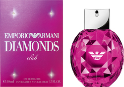 Emporio Armani Diamonds Club Eau de Toilette 50ml