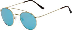 Spektre Caligola Matt Gold / Blue Mirror