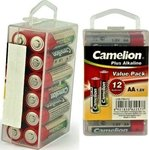 Camelion Plus Alkaline AAA Value Pack (12τμχ)