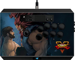 Razer Panthera Ps4 Arcade Street Fighter V