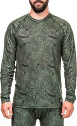 Horsefeathers Riley Neck Thermal Ls Shirt Contour SM924A