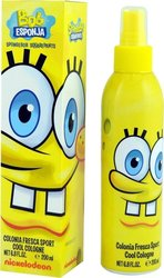 Air-Val SpongeBob Cool Cologne Eau Fraiche 200ml