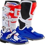 Gaerne MX SG10 White/Blue/Red