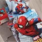 Nef-Nef Σετ Junior Spiderman Swing 160x240