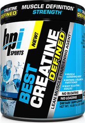 Bpi Sports Best Creatine Defined 300gr Blue Crush