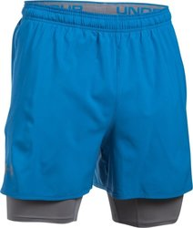 Under Armour Qualifier 2 In 1 Short 1289625-953