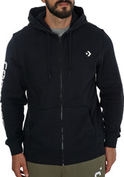 Converse Mixed Media Full-zip Hoodie 10004683-A03