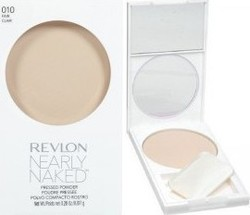 Revlon Nearly Naked Pressed Poweder 010 Light