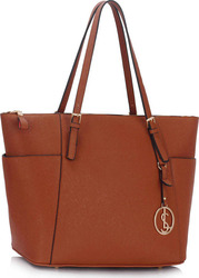 LS Bags LS00350 Brown
