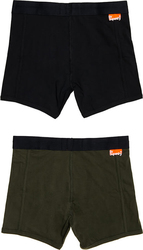 Superdry Sport Boxer Double Pack M31003WPDS-GS3