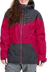 HORSEFEATHERS FAY SNOW JACKET PERSIAN RED