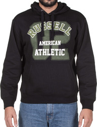 Russell Athletic Pull Over Sweat A7-059-2-099