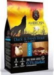 Ambrosia Duck & Fresh Trout 12kg