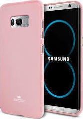 Mercury Jelly Light Pink (Galaxy Note 8)