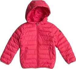 Roxy Silver Ship - Water Repellent Puffer Jacket ERLJK03018-MNA0 Ροζ