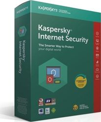 Kaspersky Internet Security Multi-Device 2018 (3 Licences , 1 Year)