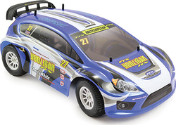 FTX Hooligan Rx Brushed 4wd RTR Rally 1:10