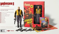 Wolfenstein II The New Colossus (Collector's Edition) PC