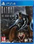 Telltale Batman The Enemy Within PS4