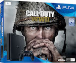 Sony PlayStation 4 Slim 1TB & Call of Duty WWII