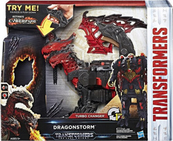 Hasbro Mv5 Mega 1-step Turbo Dragonstorm