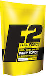 Full Force Nutrition F2 Whey Force 1000gr Σοκολάτα
