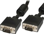 De Tech Cable VGA male - VGA male 5m (18014)