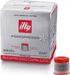 Illy Iperespresso Normal Box 108caps
