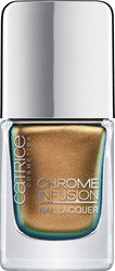 Catrice Cosmetics Chrome Infusion Nail Lacquer 05 Enchanted Camouflage