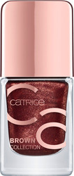 Catrice Cosmetics Brown Collection Nail Lacquer 04 Unmistakable Style