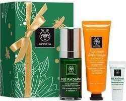 Apivita Bee Radiant Set