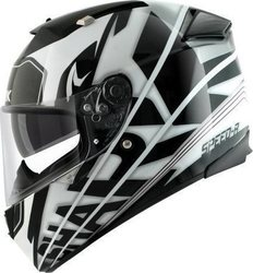 Shark Speed-R 2 Craig Black/White/Gunmetal