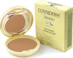 Coverderm Vanish Anti-Rougeur Compact Powder SPF15 04