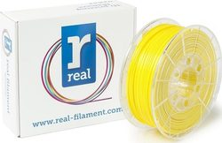 Real Filament PETG 2.85mm Yellow 1kg