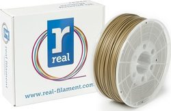 Real Filament ABS 2.85mm Gold 1kg