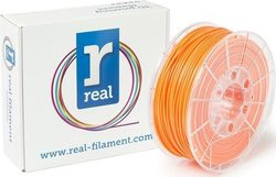 Real Filament PLA 2.85mm Orange 1kg