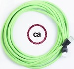 Creative Cables U/UTP Cat.5e Cable 10m Πράσινο (CVLN01RF06-10 )