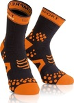 Compressport Strapping Double Layer Black Orange