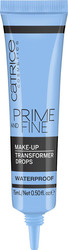 Catrice Cosmetics Prime and Fine Make Up Transformer Drops Waterproof 15ml