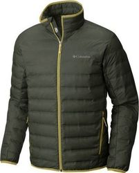 Columbia Lake 22 Down Jacket Gravel WO0839-339