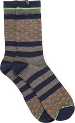 PROTEST TRAVIST LIFESTYLE SOCKS GROUND BLUE