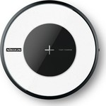 Nillkin Magic Disk 4 Wireless Charging Pad (Qi) Μαύρο (102000618A)