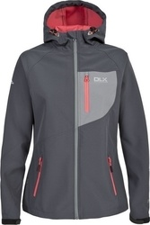 Trespass Ronda Soft Shell DLX FAJKSSL10001