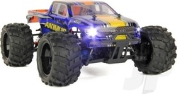 Helion RC Animus 18MT 4X4 RC Monster Truck HLNA0692