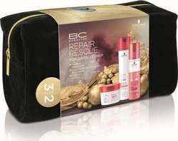 Schwarzkopf BC Repair Rescue for Damaged Hair Gift Bag