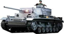 Heng Long Panzer III Tank 6mm Shooter 3848
